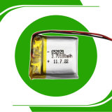낮은 Price Lithium Polymer Battery 652020 3.7V 180mAh Lipo Battery