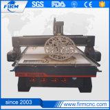 Máquina de madeira do CNC do Woodworking chinês do preço de disconto