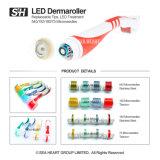 광양자 피부 관리 540 LED 티타늄/스테인리스 Microneedles Dermaroller