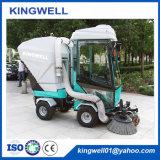 최신 판매 디젤 엔진 지면 스위퍼 진공 도로 스위퍼 (KW-1900R)