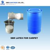 Стирола бутадиена резиновый латекс SBR для коврика пола Покрытие