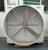 Ventilator van de Uitlaat van de Kegel van het Huis van het Gevogelte van de Ventilators van de Aandrijving van de Ventilator van de Kegel FRP de Directe