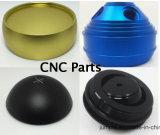 Свечка частей алюминия CNC вспомогательного оборудования CNC алюминиевого сплава оборудования подвергая механической обработке охлаждая освещает частей CNC шарика радиатора СИД OEM точности алюминиевых нештатный