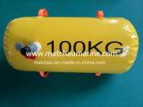 Saco enchido água do peso da água do teste da carga do barco salva-vidas
