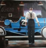Репродукции шедевров Jack Vettriano Картины маслом