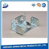 Aluminiumlegierung-Blech-Herstellungs-Teile mit dem Stempeln des Prozesses