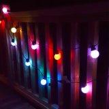 Festa no Jardim luz LED de Corrente de Polias