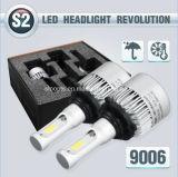 車S2自動ランプLED H7のヘッドライトの球根H4 LED