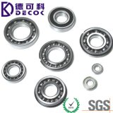 52100 AISI 100CR6 Gcr15 G10 30mm-50.8mm Rodamientos de bola de acero cromado