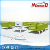 Sofa moderne européen de tissu pour la salle réverbérante et le patio