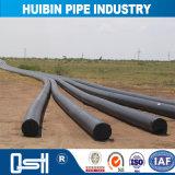 De plástico flexible de suministro de agua de la agricultura del tubo de PE