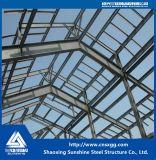 Пакгауз стальной структуры фабрики Q345