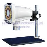 Microscópio industrial digital LCD de tela grande de banco (LD-250)