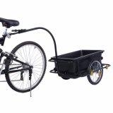 Rimorchio pratico della bicicletta di memoria del trasportatore