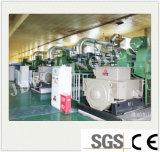 2017 Nuevo modelo de 45 kw generador de gas natural de fábrica