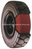 Polyurethan-füllender Reifen mit Zurückhaltung