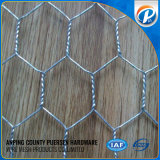 高品質の低価格の電流を通された六角形の金網の網