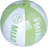 Customer Logo PrintingのPVC Inflatable Beach Ball
