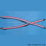 Il modo colora le bretelle elastiche registrabili delle cinghie della cinghia del poliestere della spalla
