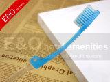 Cheap Hotel Clair de pliage jetables Brosse à dents avec du dentifrice