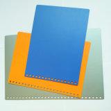 Coperchio del taccuino del banco di spirale del coperchio dell'unità di elaborazione/libro di esercitazione pp