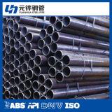Tubos de acero inconsútil 108*7 para la transportación del agua
