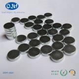 소형 소결된 네오디뮴 철 붕소 디스크 자석