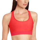 Color Mixed Racerback Sports Bra con Plus Size
