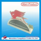 Figura di abitudine di marchio di Caff Office Metal Business Card Holder Company