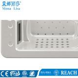 5-6 vasca acrilica della STAZIONE TERMALE di massaggio esterno della persona (M-3346)