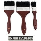 Покрасьте щетку краски инструментов с деревянной ручкой (TPA0102)