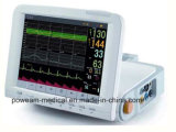 病院装置携帯用Ctgの母性的な、胎児のモニタ(FM-10と)