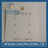 Подгонянный напечатанный витринный шкаф серьги (CMG-031)