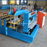 Azulejo de azotea manual de acero esmaltado modificado para requisitos particulares que hace la máquina