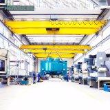 Guindastes de ponte elétricos guindaste aéreo móvel de 5 toneladas