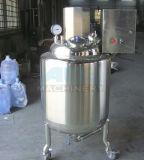 Tanque de mistura Jacketed dobro do aço inoxidável (ACE-JBG-6Q)