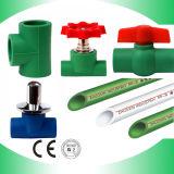 Accessorio per tubi di plastica della conduttura PPR della conduttura PPR