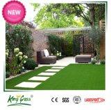 多彩な景色の家の庭のバルコニーのための人工的な草のカーペット