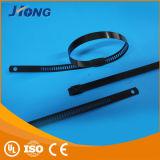 Plastik bedeckte Edelstahl-Kabelbinder