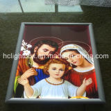 LED Aluminum Slim Light Box und Snap Open Frame