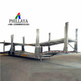 Le transport par véhicule automobile transporteur Transporteur semi-remorque de camion pour voiture