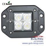 Inch 새로운 3 12watts 크리 말 LED Work Light