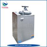 Control de la ronda de la mano el esterilizador a vapor automático de Hospital