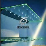 LED Glass Laminated Glass met Embeded LED Light