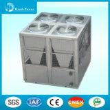 охладитель воды переченя 130kw 136kw модульным охлаженный воздухом