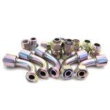 Montaggi di tubo flessibile idraulici adatti di un pezzo di Parker