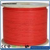 U/No apantallado UTP Cat 6A de la instalación de par trenzado El cable de red