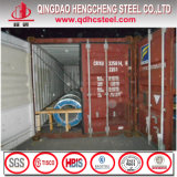 SPCC JIS3312 гальванизировало стальные катушки цвета