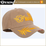 Sombrero táctico del deporte del casquillo del sombrero de béisbol de Esdy