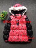 4.65 아래로 Dollor 소녀 겨울 재킷 재킷 아이들의 면 재킷